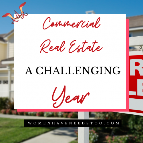 Commercial Real Estate A Challenging Year