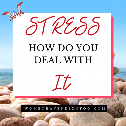 The Health Effects Of Stress, How Do You Deal With It?